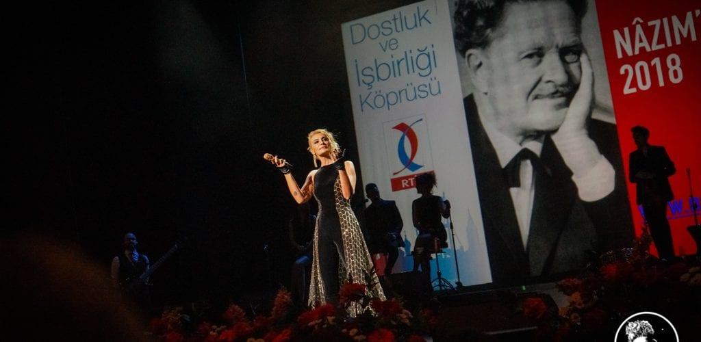 Sıla Moskova Konseri 2018